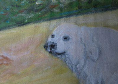 petite-fille-chien-artiste-detail-2